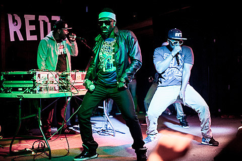 Turquoise Jeep @ Red 7 - 5/4/2013
