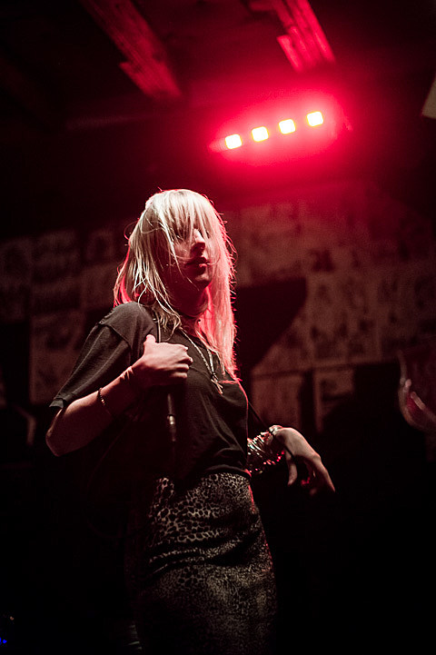 White Lung @ Beerland - 4/6/2013
