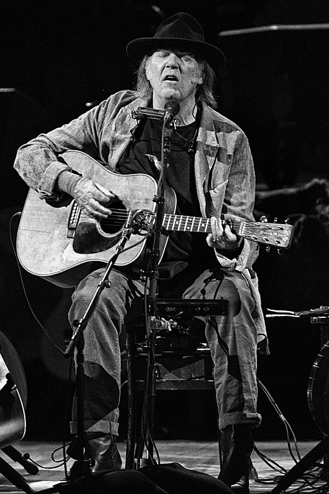 Neil Young @ Carnegie Hall