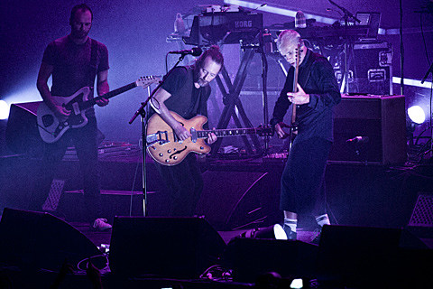 Atoms For Peace, James Holden @ Barclays Center - 9/27/2013