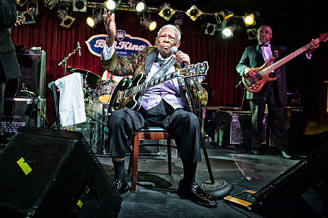 BB King @ BB Kings