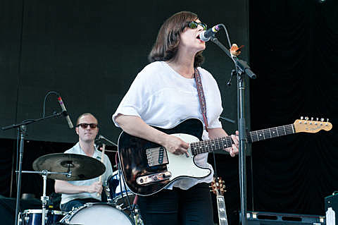 Camera Obscura @ Central Park Summerstage - 7/6/2013