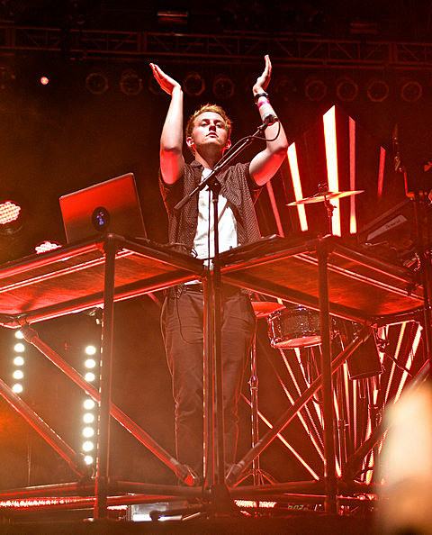 Disclosure, Jessie Ware, Sam Smith, TNGHT, Mobb Deep, and Julio Bashmore played Central Park Summerstage (pics/videos)