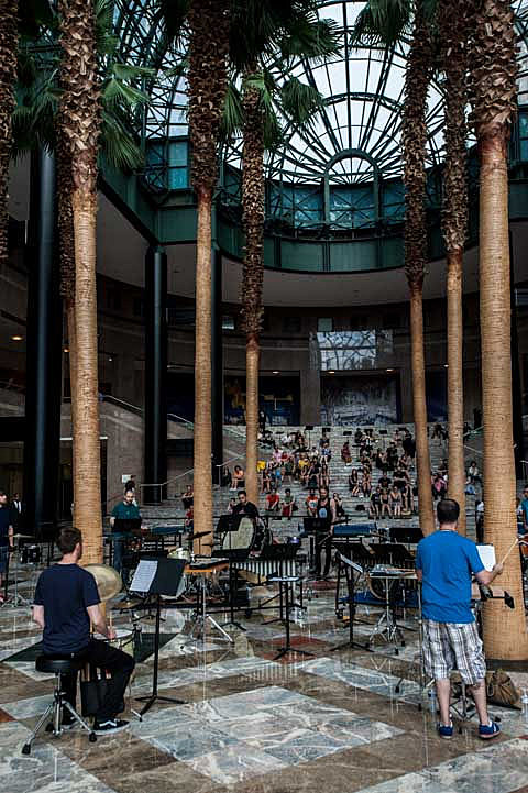 Ecstatic Summer @ Brookfield Place Plaza - 6/30/2013