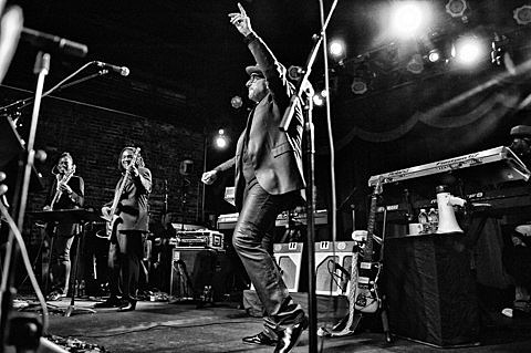 Elvis Costello & The Roots @ Brooklyn Bowl - 9/16/2013