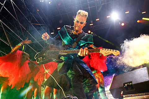 Empire of the Sun, Alpine @ Pier 26 - 9/5/2013