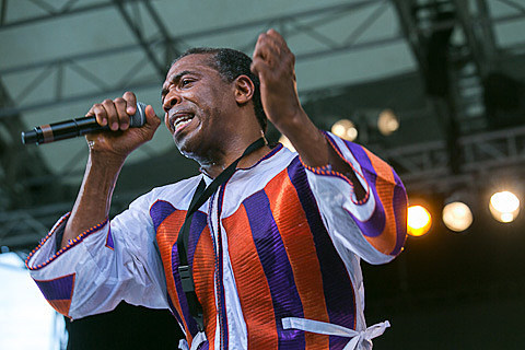 Femi Kuti & The Positive Force @ Central Park Summerstage - 6/23/2013