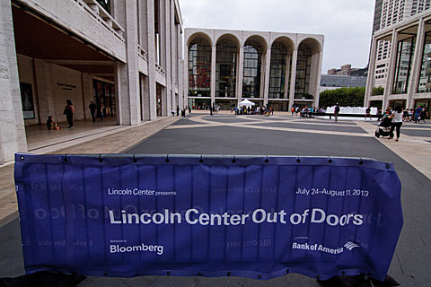 The Heavens @ Lincoln Center - 7/27/2013