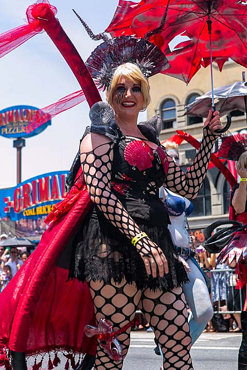2013 Mermaid Parade @ Coney Island - 6/22/2013