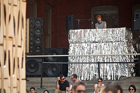 Roosevelt @ MoMA PS1 Warm Up - 7/27/2013