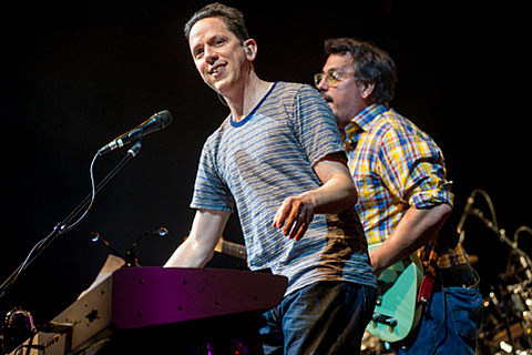 They Might Be Giants & Moon Hooch @ Celebrate Brooklyn - 8/11/2013