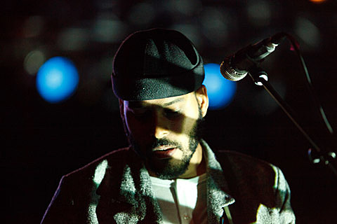 Twin Shadow, Autre Ne Veut, Mano @ Summerstage - 8/17/2013