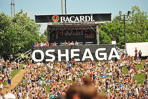 Osheaga Day 1 - 8/2/2013