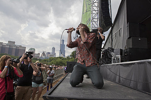 Lollapalooza Day 1 - 8/2/2013