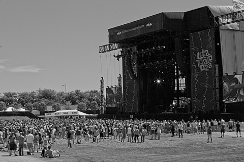 Lollapalooza Day 2 - 8/3/2013