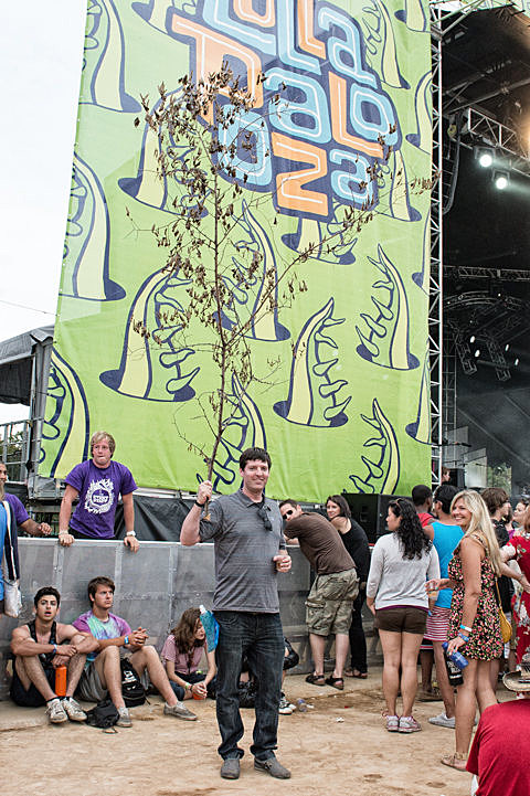 Lollapalooza Day 3 - 8/4/2013