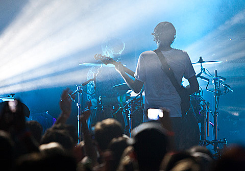 Foals & Drowners @ Park West - 8/2/2013
