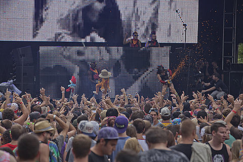 North Coast Music Festival - Day 2 - 8/31/2013