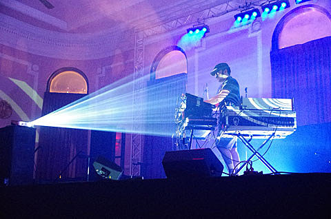 Oscillator Bug @ Logan Square Auditorium - 6/28/2013