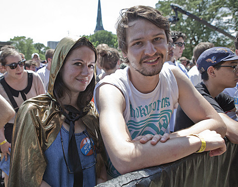 Pitchfork Festival - Day 2 - 7/20/2013