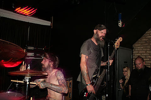 Weedeater, Lo-Pan & Mount Salem @ Ultra Lounge - 8/1/2013