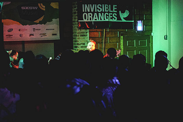 Invisible Oranges SXSW Showcase - 3/13/2014
