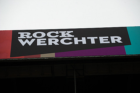 Rock Wechter Day 2  - 6/29/2012