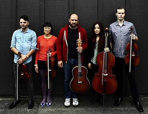 david-bazan-passenger-string-quartet